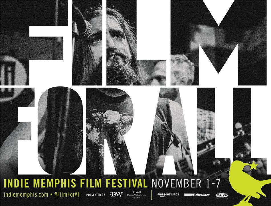 The Indie Memphis Film Festival, 2017 Poster