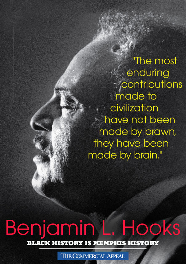 Benjamin Hooks - Black History is Memphis History