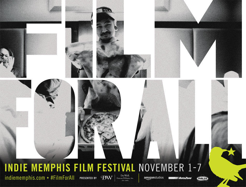 The Indie Memphis Film Festival, 2017 Poster